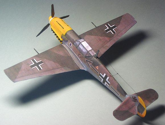 photo Messerschmitt Bf 109E